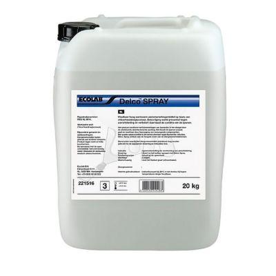 Delco spray 20kg. reg nl 9614.
