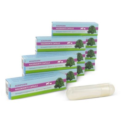 Nageboorte capsules 10st. homeopatisch