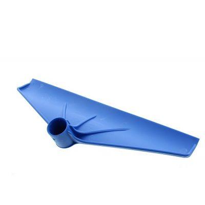 Mestschraper blauw 38cm.model 2018