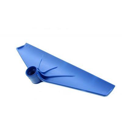 Mestschraper blauw schroef (ex.steel)