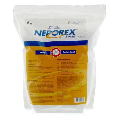 NEPOREX 2 WSG 5 KG.