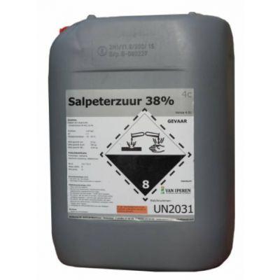 Salpeterzuur 38%- Can 25KG (28 cans)