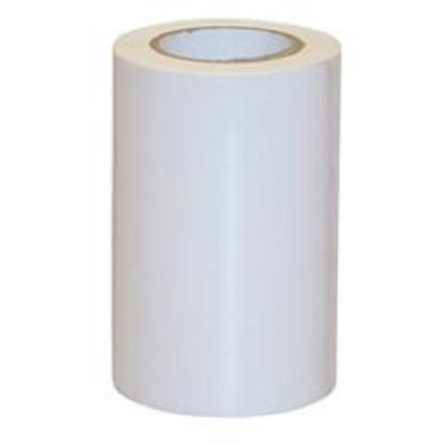 Tape landbouwfolie wit 10cm/10m.