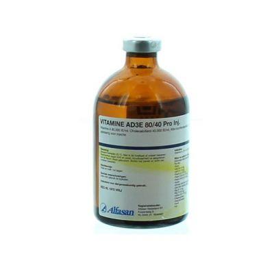 Vitamine ad3  inject 100ml. regnl.120403