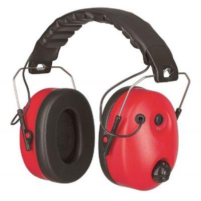 Gehoorkap geluidsafhankelijk
