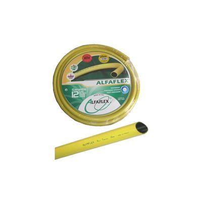 """ALFAFLEX slang geel 1"""" (=25mm)"""