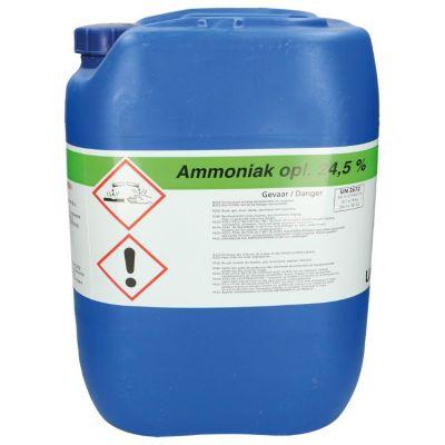 Ammoniak 24,5% Technisch zuiver - can 18 kg (14 stuks)