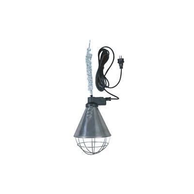 Lampenkap met spaarschakelaar 5m. max 175 watt CE