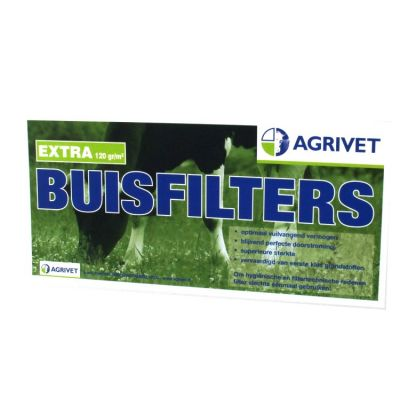 Buisfilter extra|310x58mm|200st