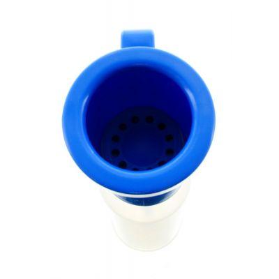 Dipbeker return standaard blauw 30ml