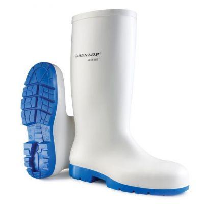 Dunlop Acifort Knielaars, wit (O)