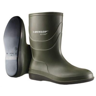 Dunlop Laars Biosecure,  gladde zool (O)