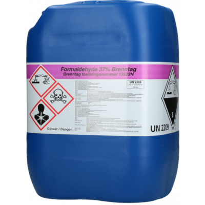 DES-F (Formaline) 37% - Can 20 kg (1 can)