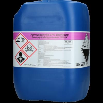 DES-F (Formaline) 37% - Can 20 kg (28 cans) volle pallet