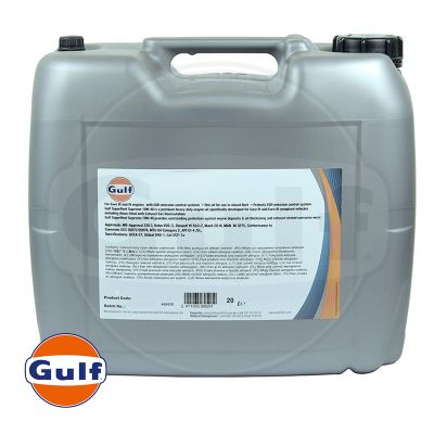 Gulf Gear MP 85W-140 (20 liter)