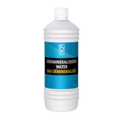 Gedemineraliseerd water, 1 liter