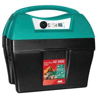 AKO Mobil Power AD 3000 Digital accuapparaat, 12V