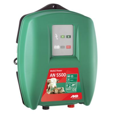 AKO Mobil Power AN 5500 accuapparaat, 12V *met GPS*