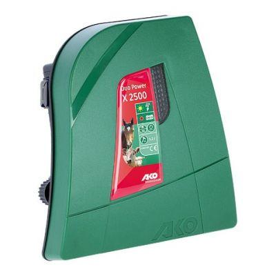 AKO Duo Power X2500 combi schrikdraadapparaat, 230V/12V