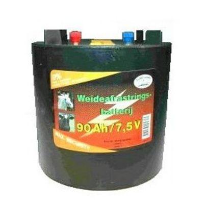 AKO Batterij rond, 7,5V, 90Ah