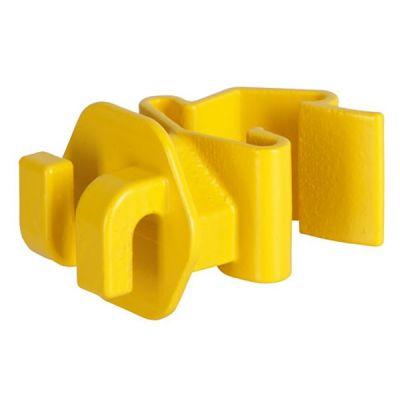 AKO Koordisolator voor T-Post, geel (25 stuks)