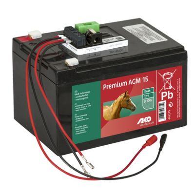 AKO Power-GEL Batterij 12V, 12Ah