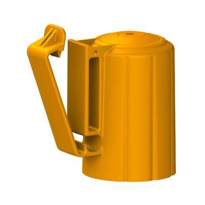 AKO Kopisolator voor T-Post, geel (10 stuks)