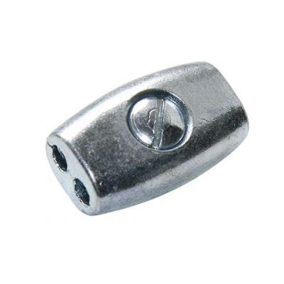 AKO Koordverbinder tot 6.5 mm (10 stuks)