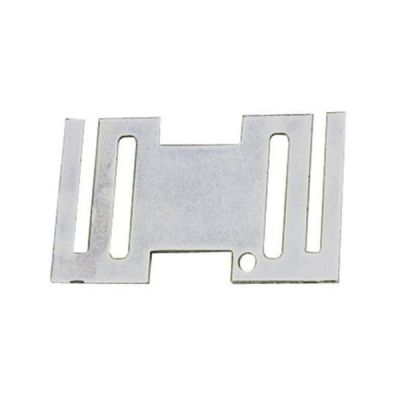 AKO Verbindingsplaat 4cm voor hoekisolator