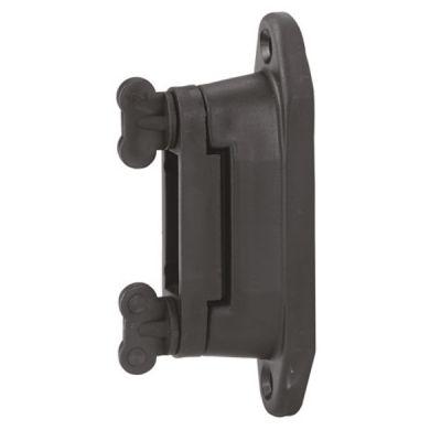 AKO Hoek-afstand isolator Profi met rubber (zakje 10 st)