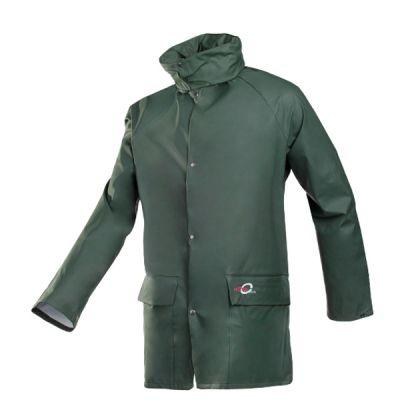 Regenjas Flexothane groen
