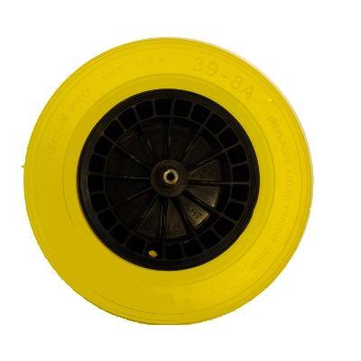 Nooit Meer Lek wiel -MM- 4.00x8 -as 13cm