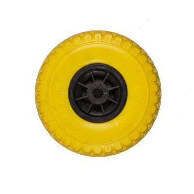 Nooit Meer Lek wiel 3.00-4 -MM- kunstst.velg voor steekwagen