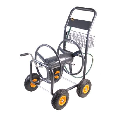 Slangenwagen/ haspelwagen -MM- prof - 4 luchtbandwielen