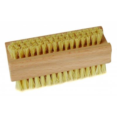Nagelborstel hout, vulling fiber MM