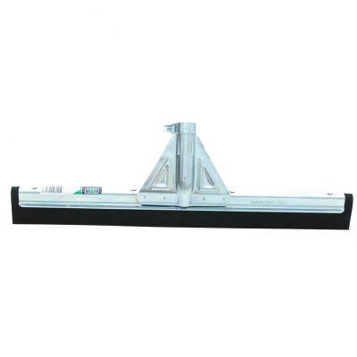 Vloertrekker metaal 45cm waterrand +stokhouder MM