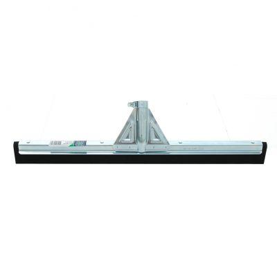 Vloertrekker metaal 55cm waterrand +stokhouder  MM