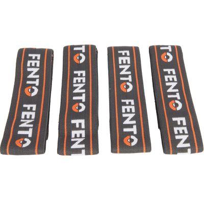 Elastieken met klittenband 4 stuks Fento 400