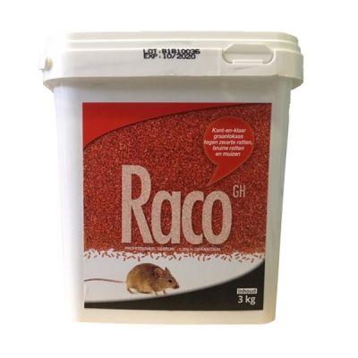 RACO muizen/rattenvergif 3kg