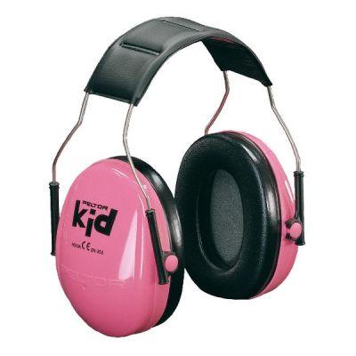 Gehoorkap Peltor -KIDS- fluo roze