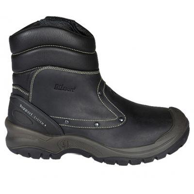 Lasschoenen Grisport 72425 C zwart- S3