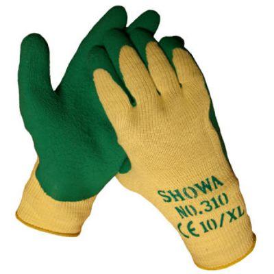 SHOWA 310 Grip Handschoen groen