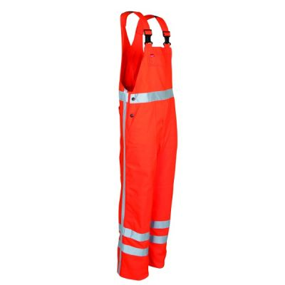 Havep Amerikaanse overall RWS 2484 fluo oranje poly/katoen