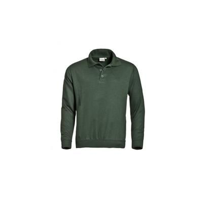 Sweater polokraag, meerdere kleuren beschikbaar