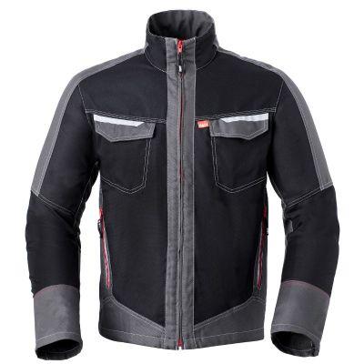 Havep Attitude Kort jas/Vest 50172, Zwart/Charcoal grijs