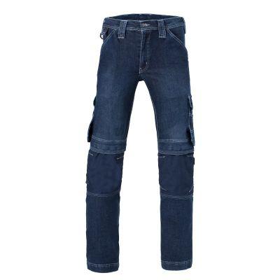 Havep Attitude 7441 spijkerbroek met kniezakken heren, meerdere lengtematen beschikbaar