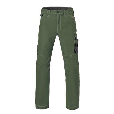Havep Attitude Werkbroek 80231, Bosbouw groen/Charcoal grijs