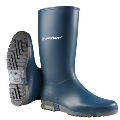 Dunlop Sportlaars blauw (O)