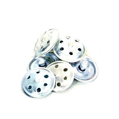 Lambarventiel aluminium (terugslag)