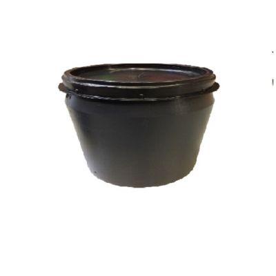 Voerton met schroefdeksel 18 liter